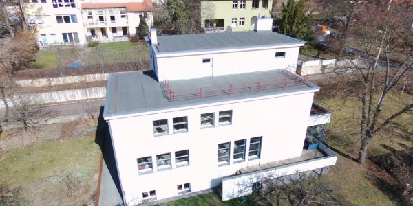 Denkmal Haus Auerbach, Jena - Walter Gropius-Bauhaus 2017-03
